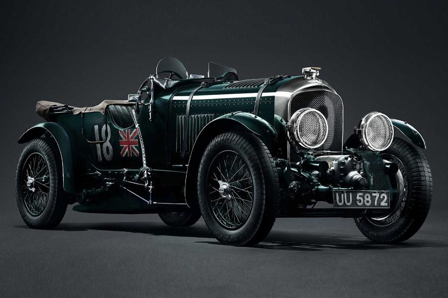 Bentley bringt das Birkin-Gebläse zurück