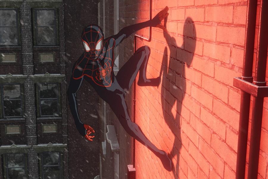 Spider Man auf Playstation 5