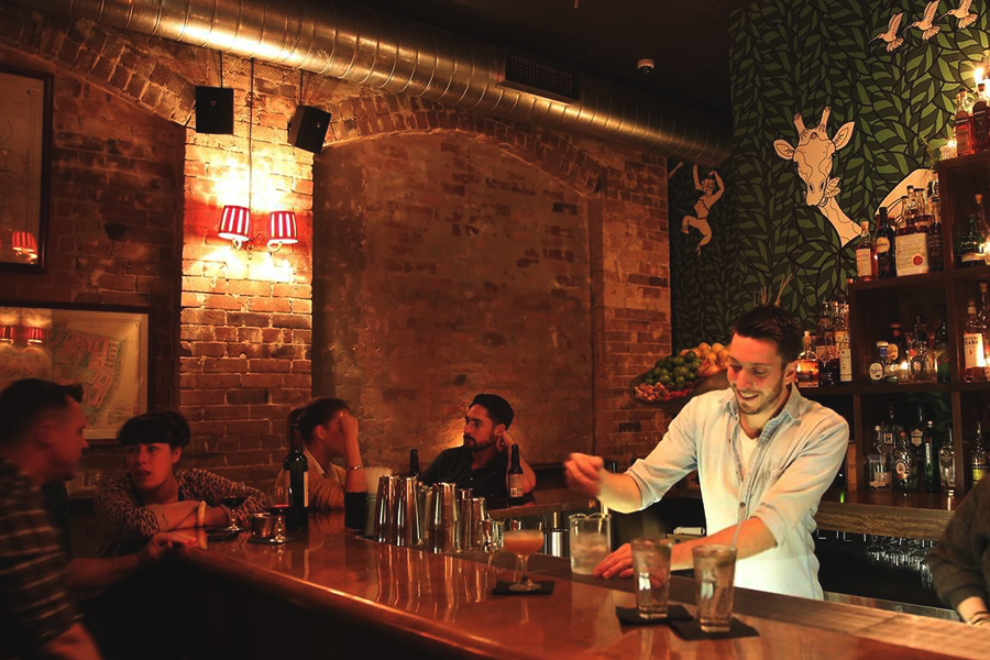 Best Bars in Sydney The Wild Rover