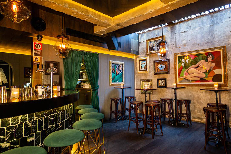 Best Bars in Sydney Employees Only