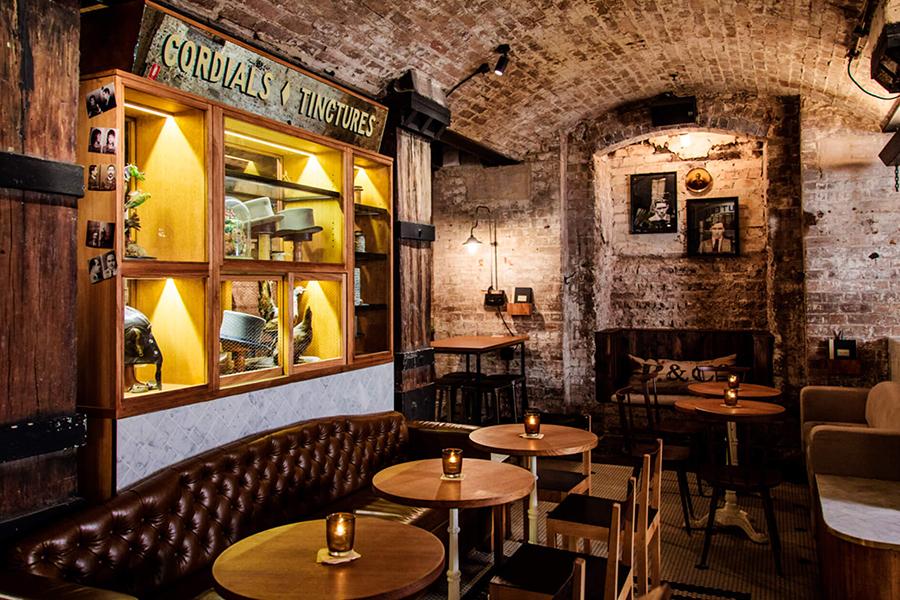 Best Bars in Sydney Palmer & Co