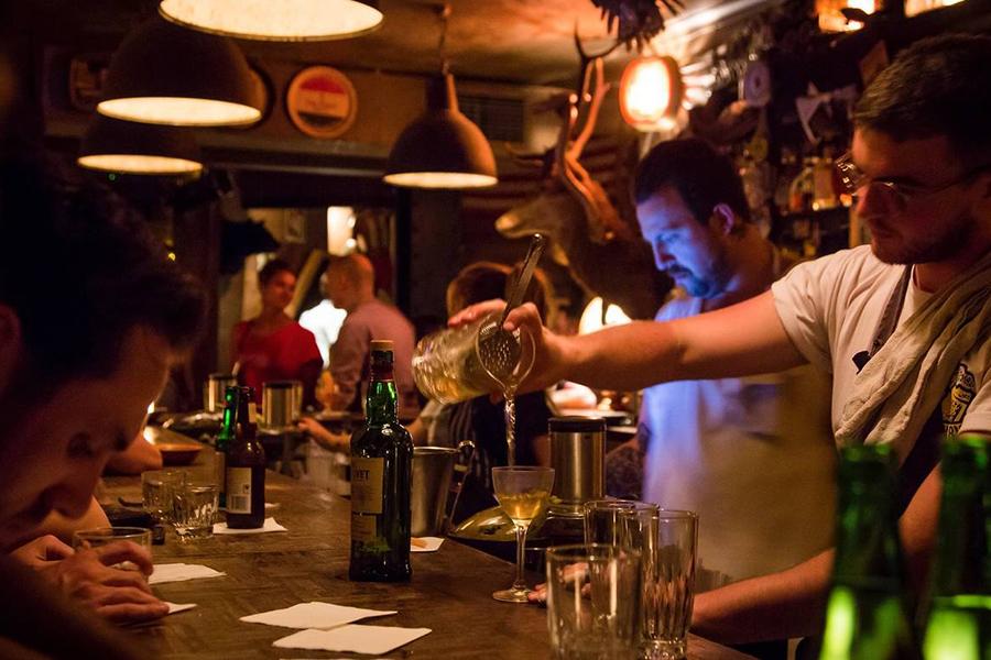 Best Bars in Sydney The Lobo