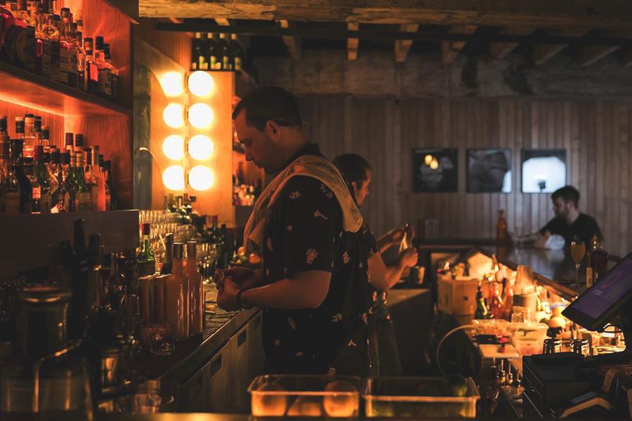 Best Bars in Sydney Double Deuce Lounge