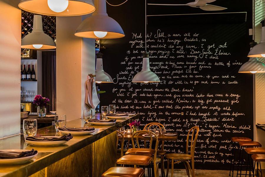 Best Bars in Sydney Dear Sainte Éloise