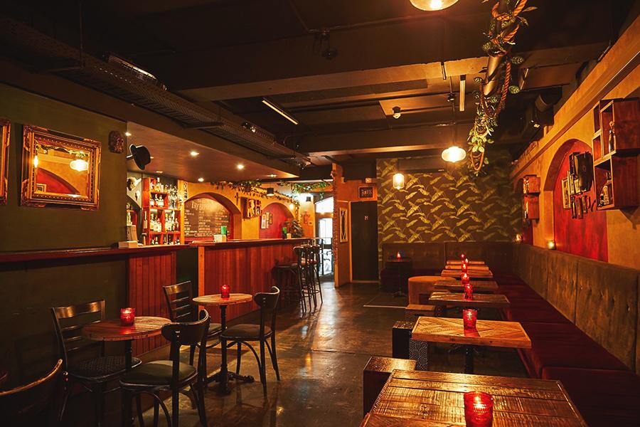 Best Bars in Sydney Papa Gede's Bar
