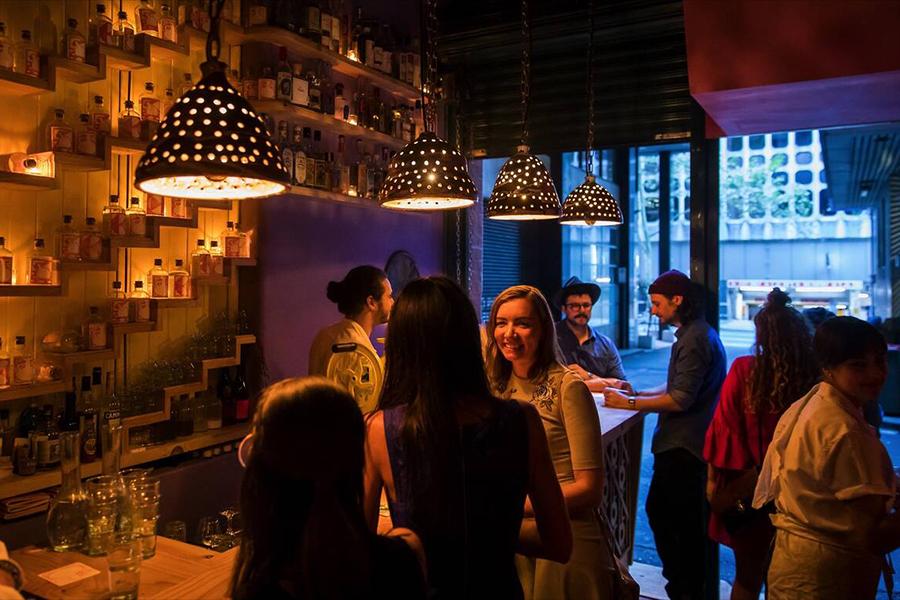 Best Bars in Sydney Cantina OK!
