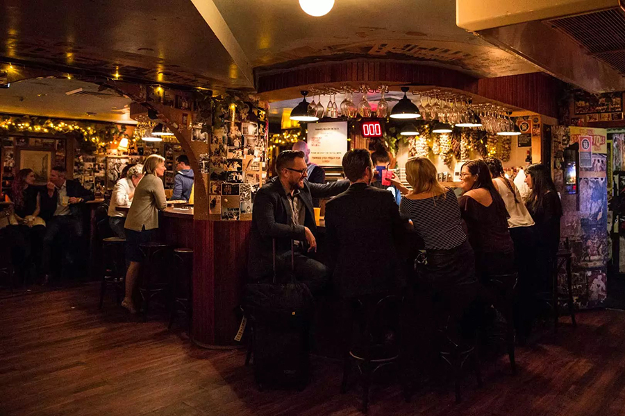 Best Bars in Sydney Frankie's Pizza