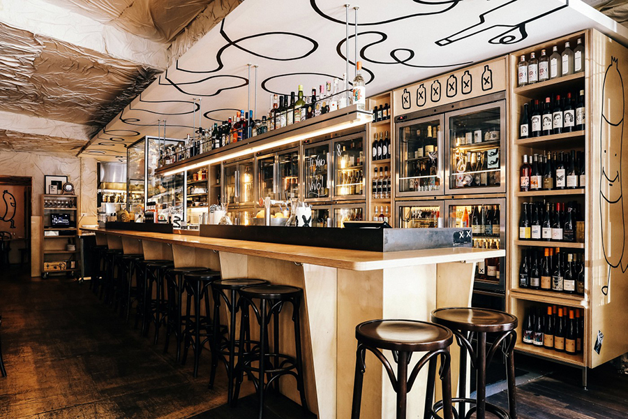 Best Bars in Sydney The Wine Room at The Dolphin Hotel