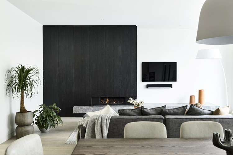masculine living room inner space
