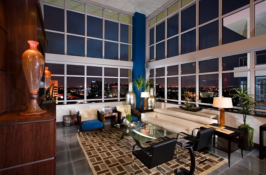 elegant masculine living rooms