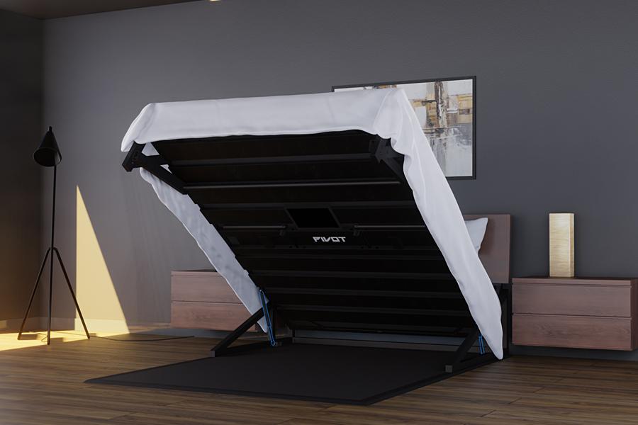 Pivot Bed Home Gym Seite