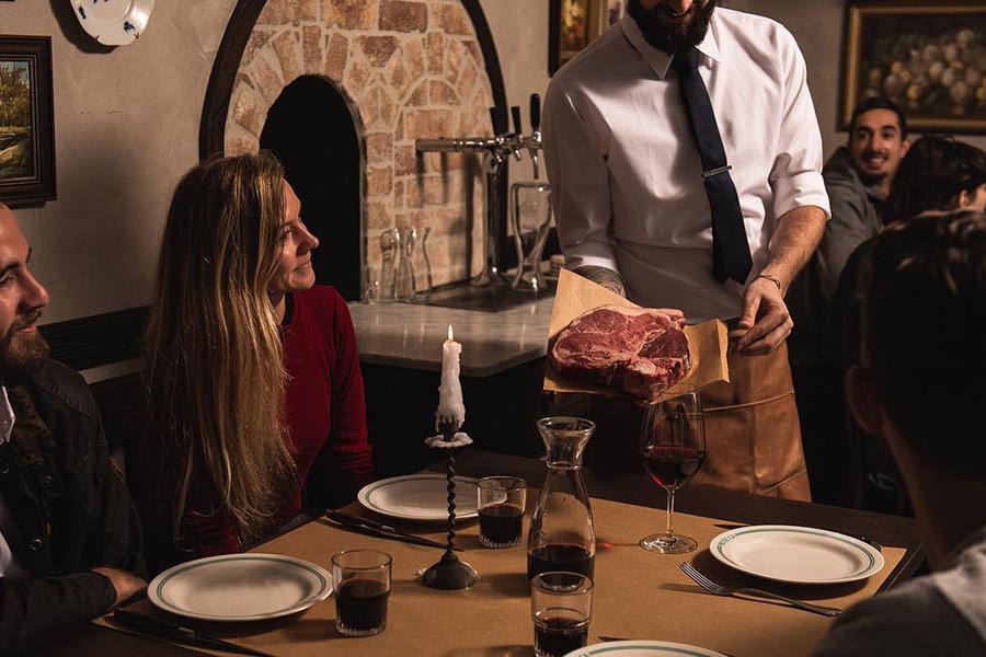 Best Italian Restaurants in Sydney Bistecca