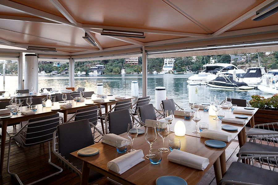 Best Italian Restaurants in Sydney Ormeggio at the Spit