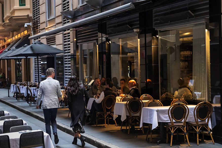 Best Italian Restaurants in Sydney Restaurant Leo