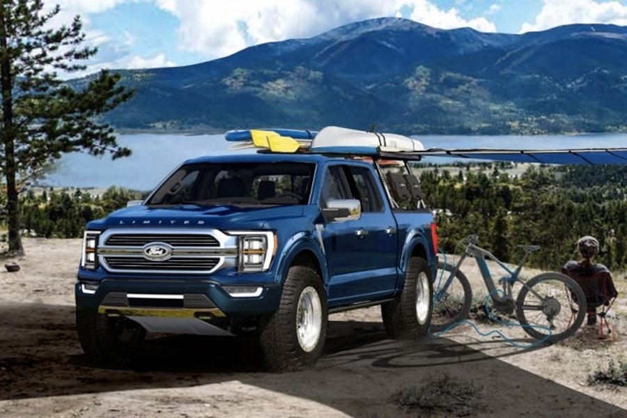 Ford Auto Show 2