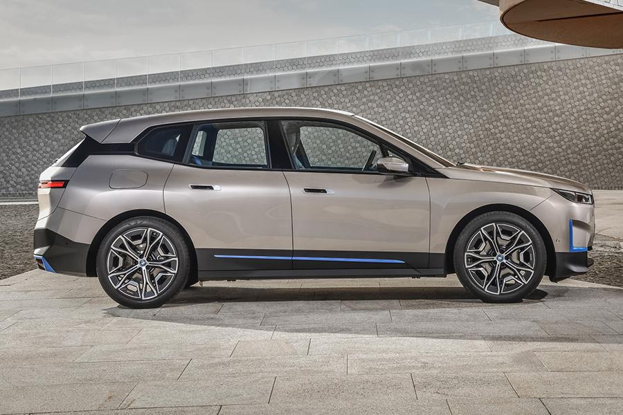 BMW 2022 ix Fahrzeug