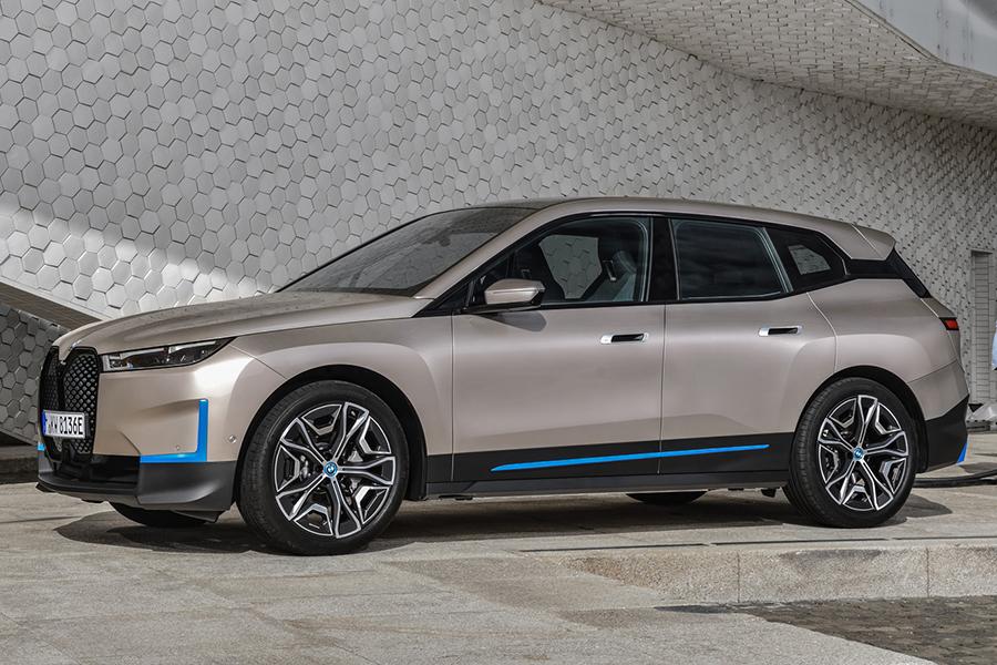 2022 iX ist der intelligenteste BMW aller Zeiten