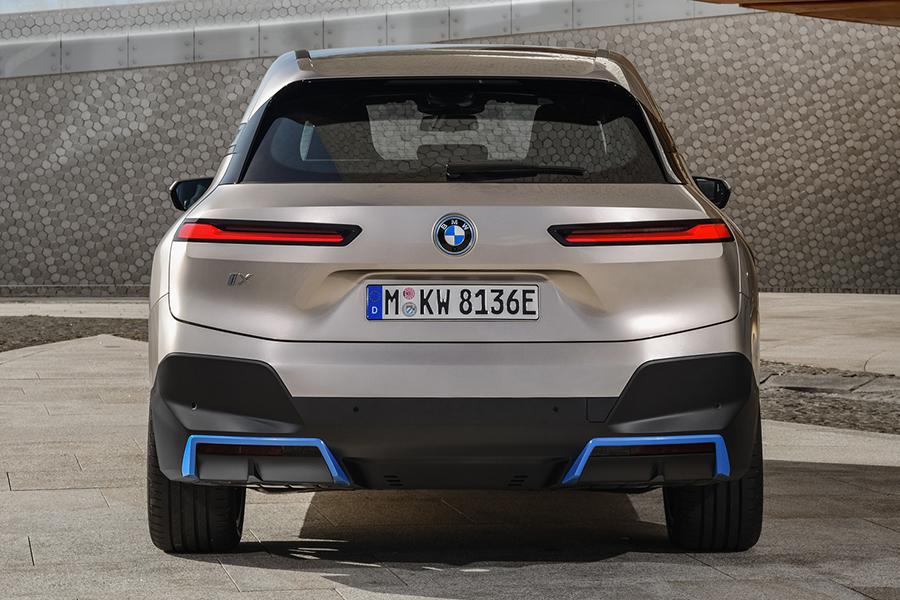 BMW 2022 ix zurück