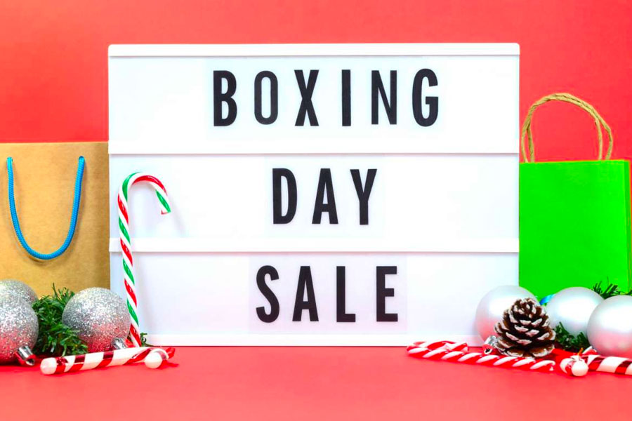 40+ Best Boxing Day Sales für 2020