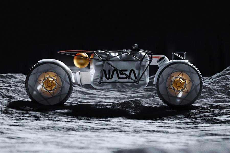 NASA-Motorradkonzept
