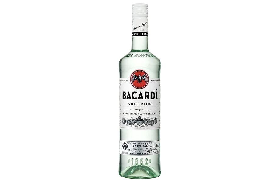 Beste Rum-Marken - BACARDi SUPERIOR