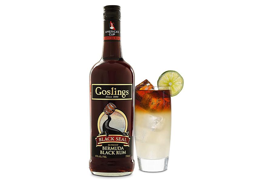 Goslings Black Seal Rum 700 ml Beste Rum-Marken