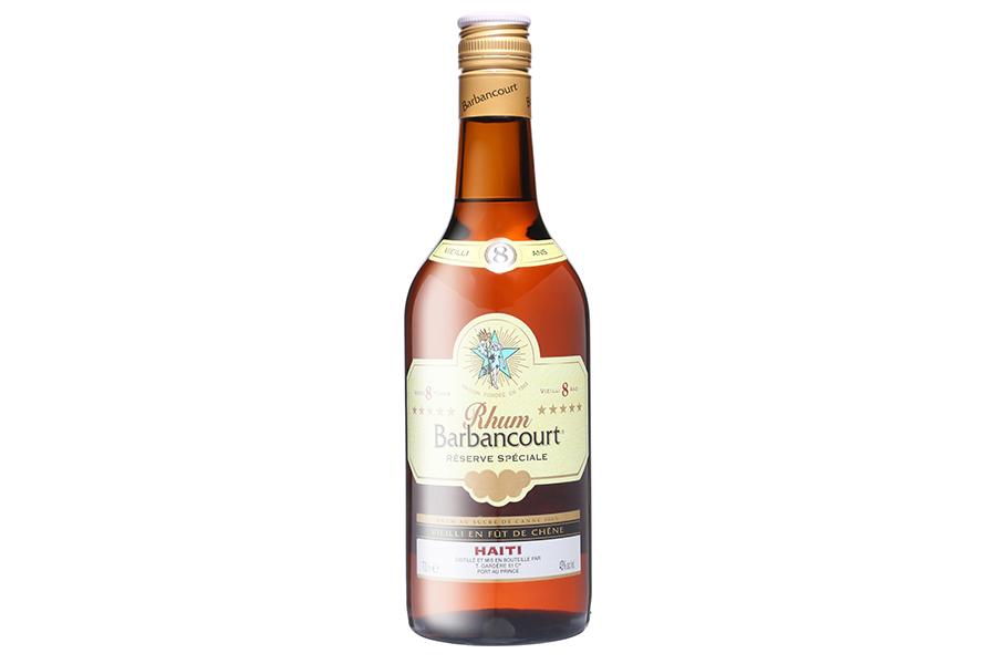 Barbancourt 5 Sterne alter Rum 8 Jahre alt 700 ml beste Rum-Marken