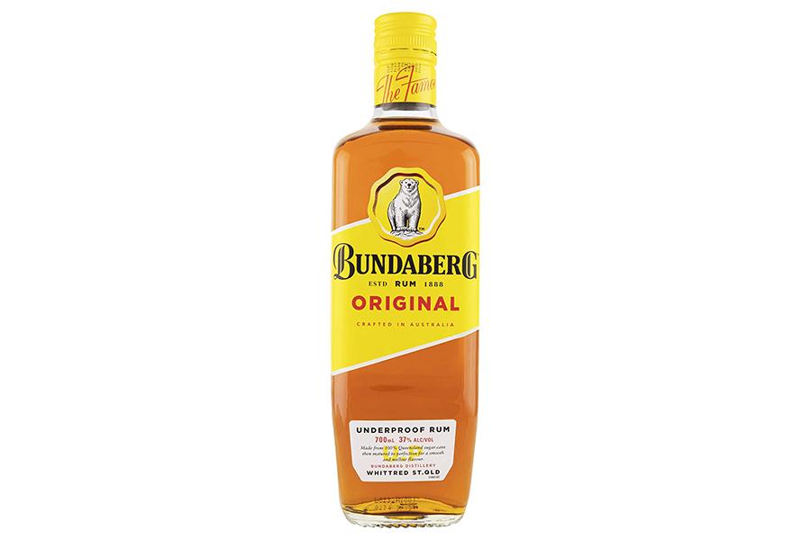 Bundaberg Underproof Rum 700ml Beste Rum-Marken