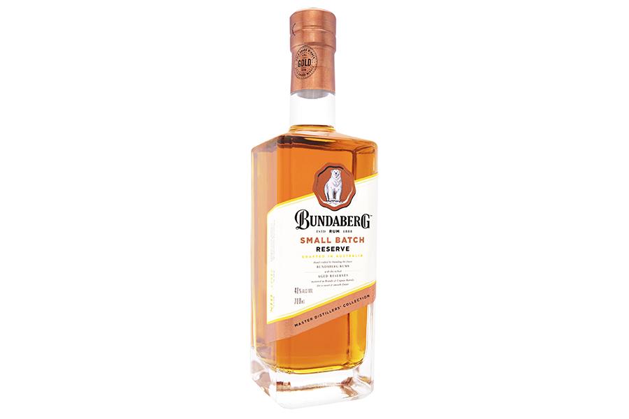 Bundaberg Master Distillers 'Collection Kleine Charge Vintage Barrel Rum 700 ml Beste Rum-Marken