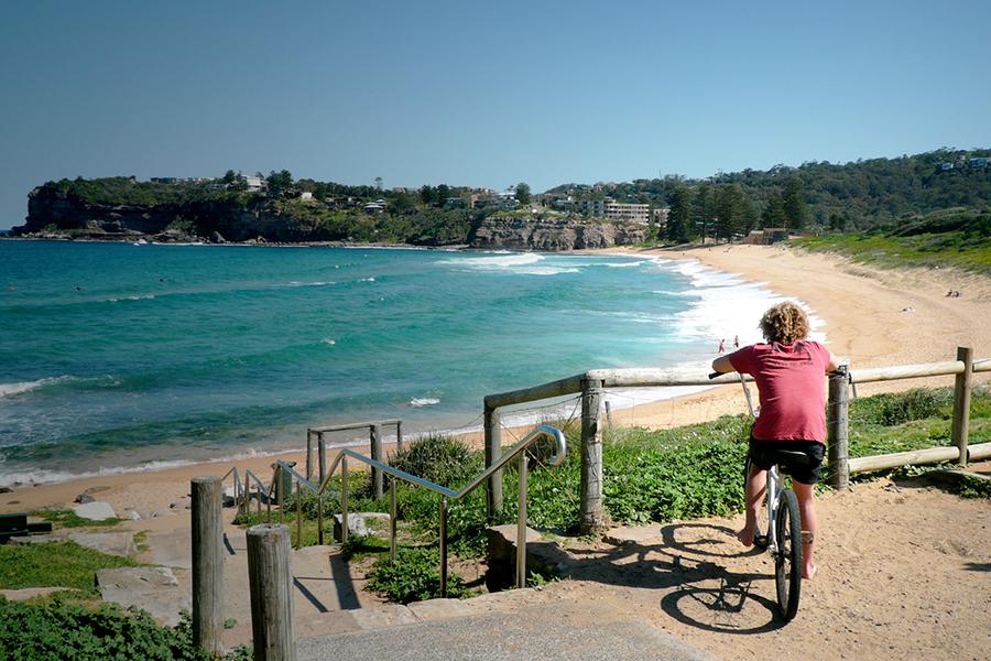 Beste Strände in Sydney Avalon