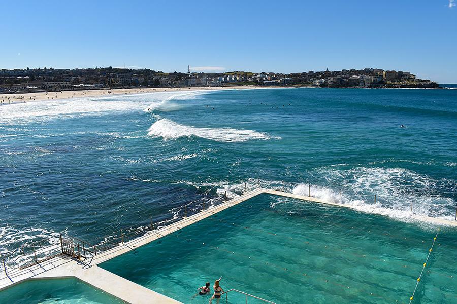 Beste Strände in Sydney Coogee