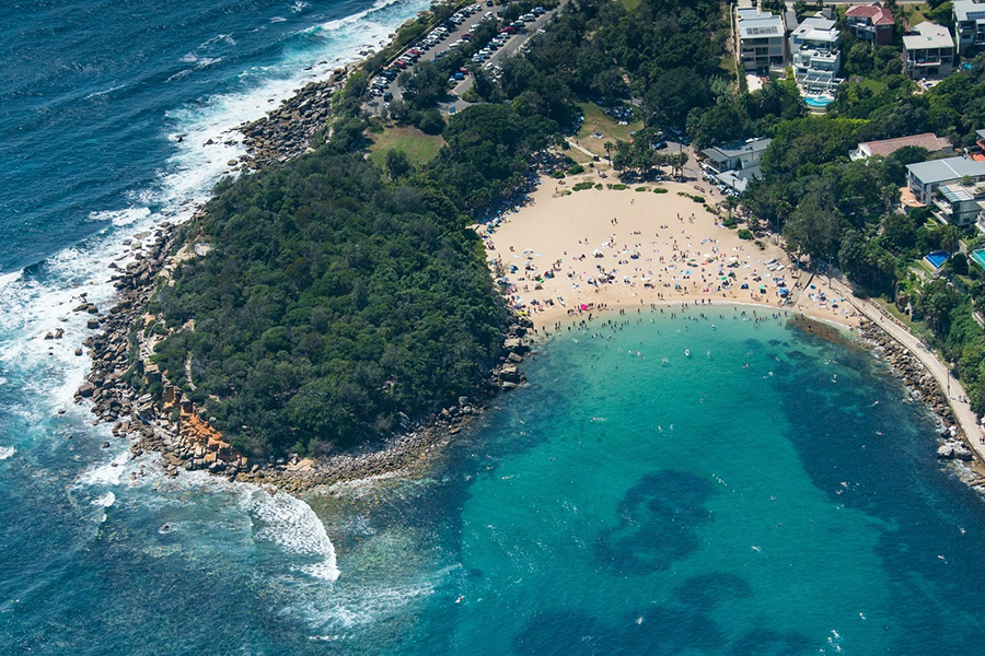 Beste Strände in Sydney Shelly Beach
