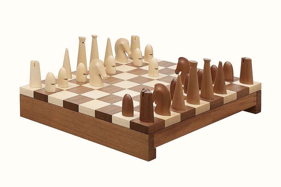 Beste Schachspiele - Samarcande Schachbrett