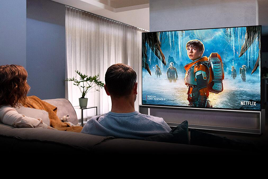 Top 100 Products of 2020 LG 8K OLED TV