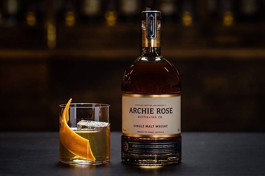 Top 100 Products of 2020 Archie Rose Single Malt