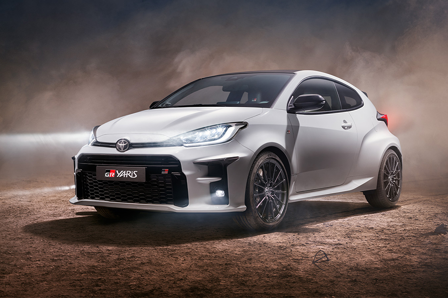 Top 100 Products of 2020 Toyota Yaris GR