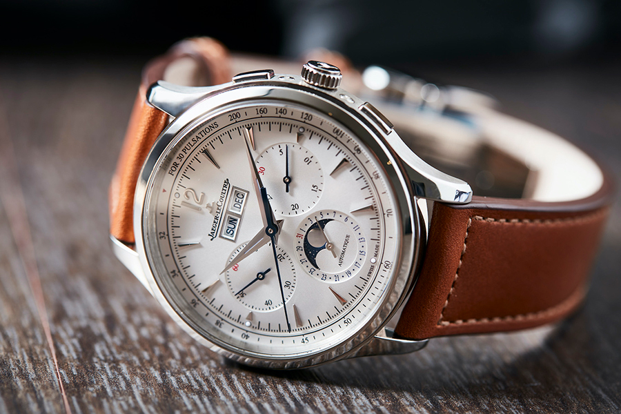 Top 100 Products of 2020 Jaeger-LeCoultre Master Control Calendar