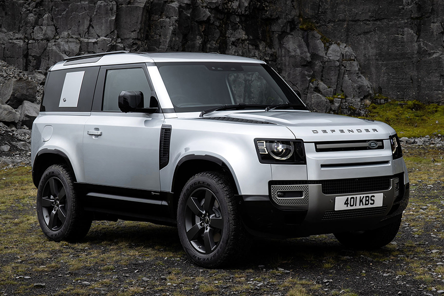 Top 100 Products of 2020 Land Rover Defender