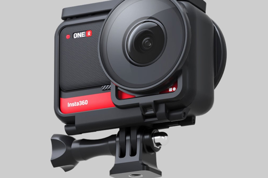 Top 100 Products of 2020 Insta360 One R Action Cam