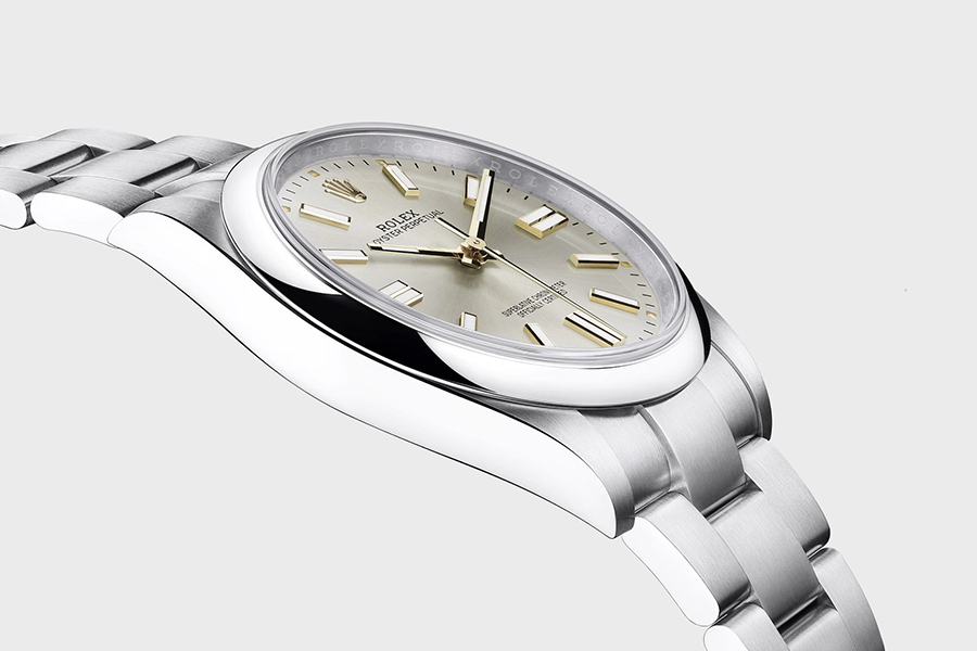 Top 100 Products of 2020 Rolex Oyster Perpetual