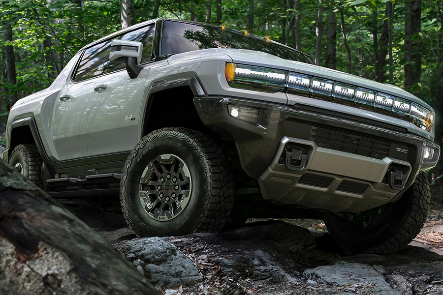 Top 100 Products of 2020 GMC Hummer EV