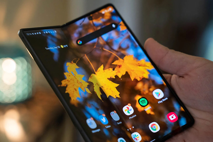 Top 100 Products of 2020 Samsung Galaxy Z Fold 2