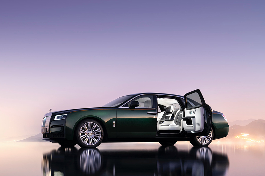 Top 100 Products of 2020 Rolls Royce Ghost