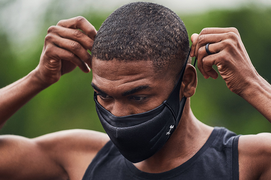 Top 100 Products of 2020 UnderArmour Sportsmask