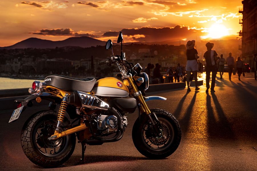 Top 100 Products of 2020 Honda Monkey