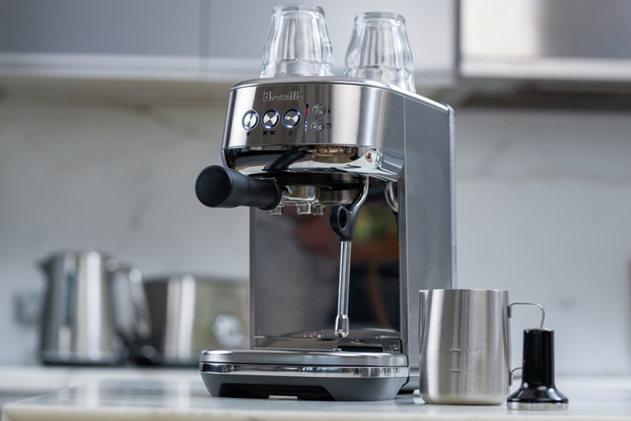 Top 100 Products of 2020 Breville Bambino Coffee Maker