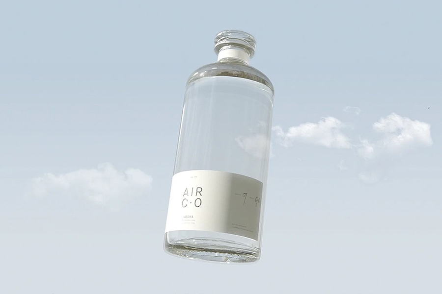 Top 100 Products of 2020 Air Vodka