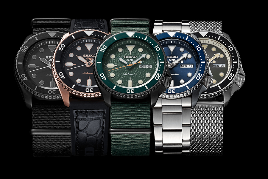 Top 100 Products of 2020 Seiko 5 Sports Watch