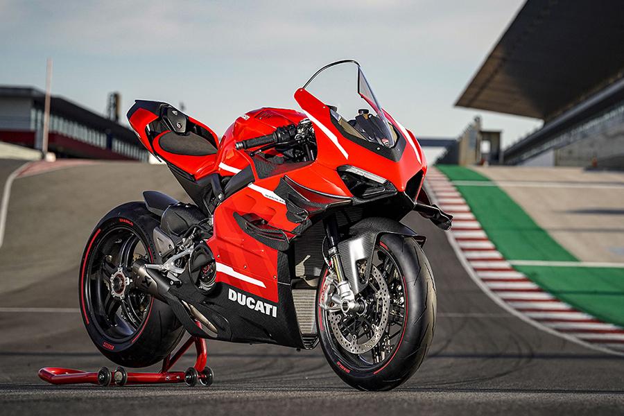 Top 100 Products of 2020 Ducati Superleggera V4