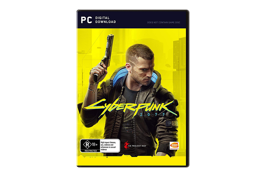 Top 100 Products of 2020 Cyberpunk 2077
